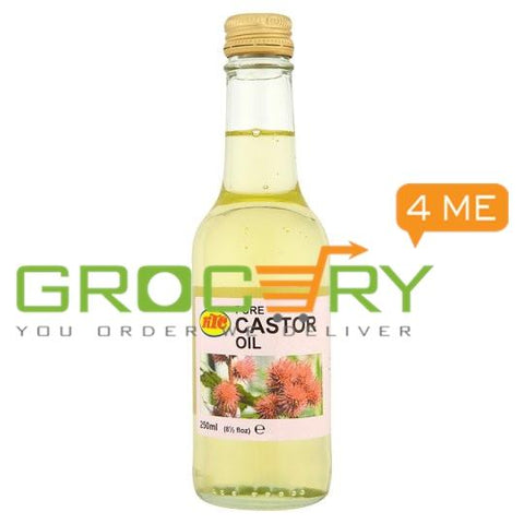 Castor Oil (KTC) 250ml