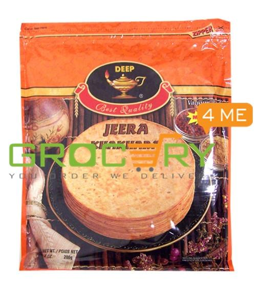 Jeera Khakara(Deep) 200G 11 Snacks