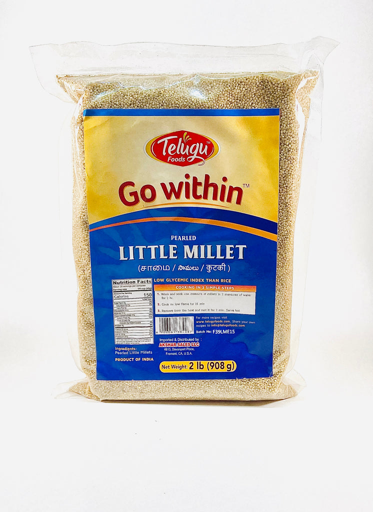 Teluga Little Millet (2lb)