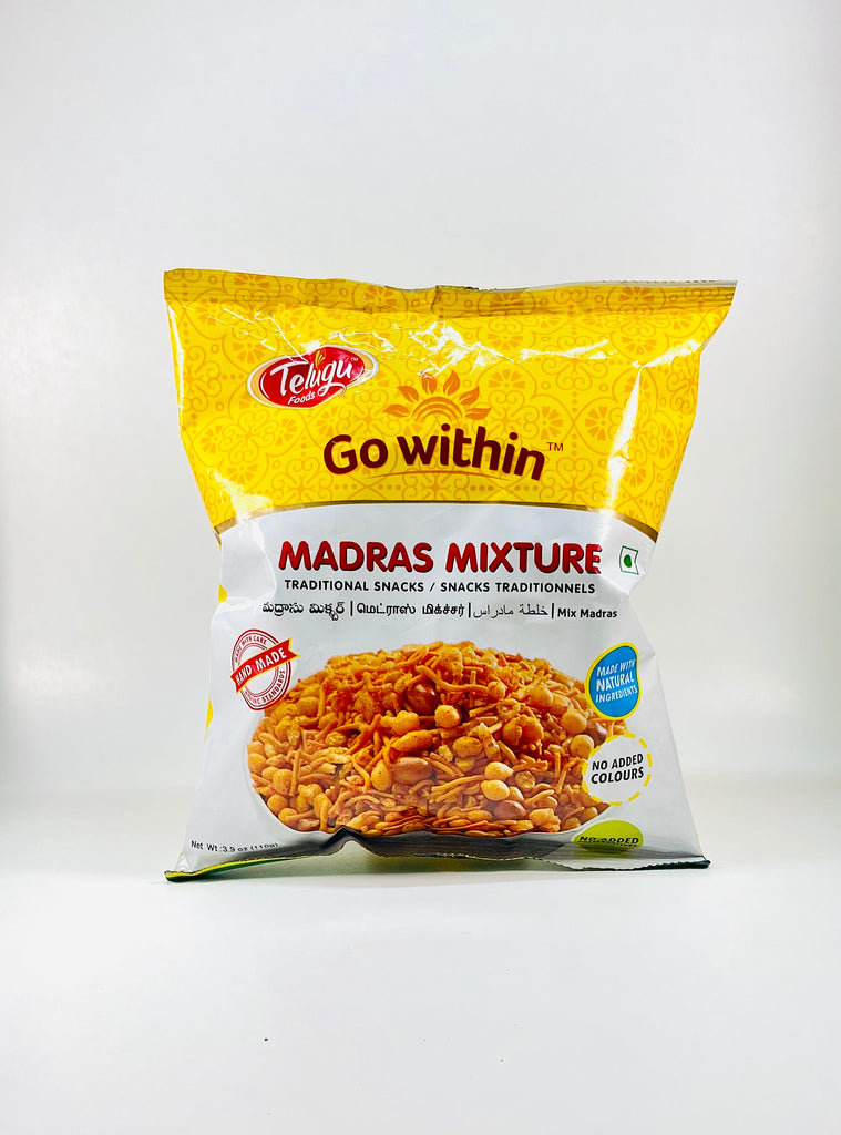 Teluga Madras Mixture (110g)