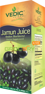 Conventional Jaman Indian Blackberry (Vedic Juices) 1 Litre