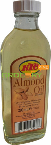 Almond Oil (KTC) - 7oz