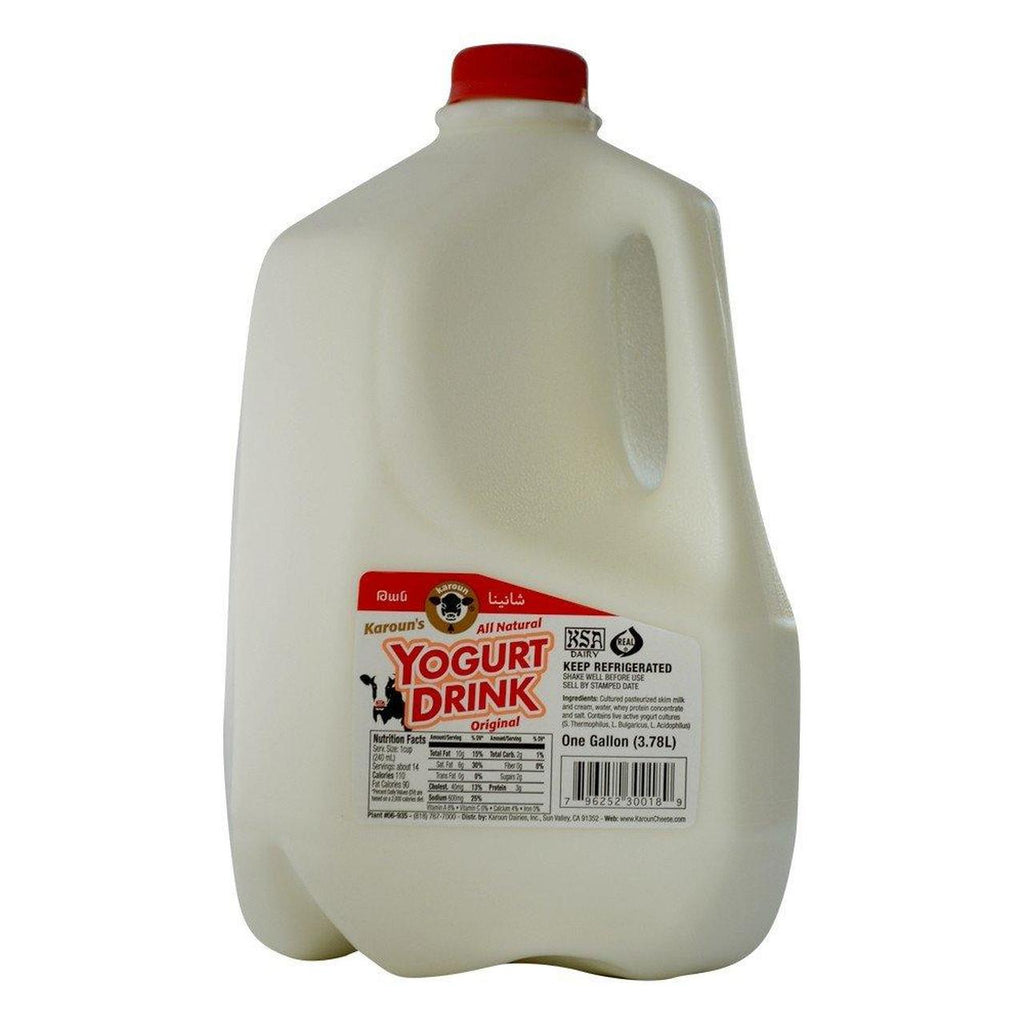 All Natural Dairy Drink Origional Flavor (Karoun's) 1 Gallon