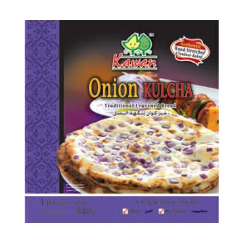 Kawan Onion Kulcha (4 Pieces)