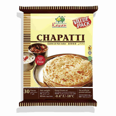 Kawan Chapatti (30 Pieces)