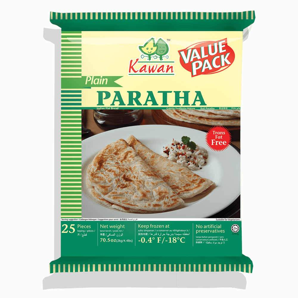 Kawan Plain Paratha (25 Pieces)