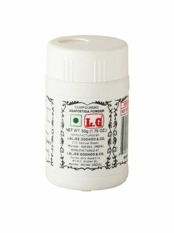 L.g Hing Compounded Asafoetida Powder Strong Spice (L.g) 7 Spices