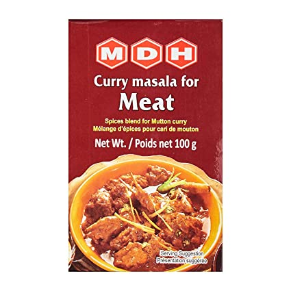 MDH Meat Curry Masala (100g)