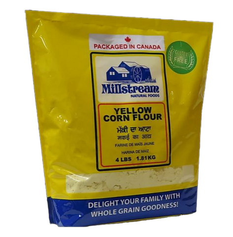 Millstream Yellow Corn Flour (8Lb) 13