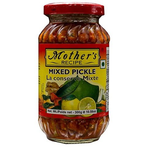 Mothers Mixed Pickle (300g)