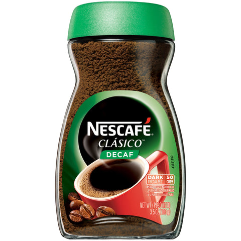 Nescafe Clasico Decaf (100G) 16 Tea And Coffee