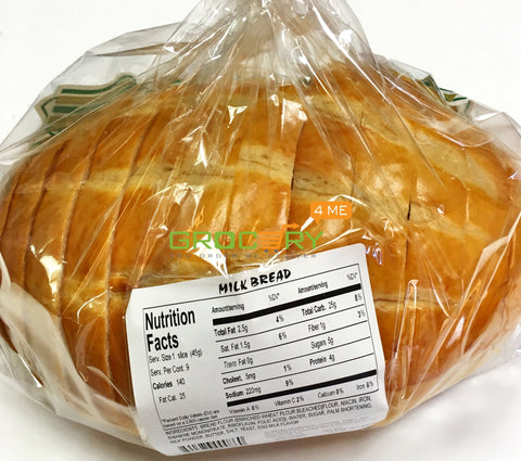 Milk Bread (SOGO Bakery)
