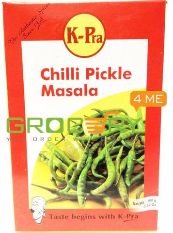 Chilli Pickle Masala (K-pra)