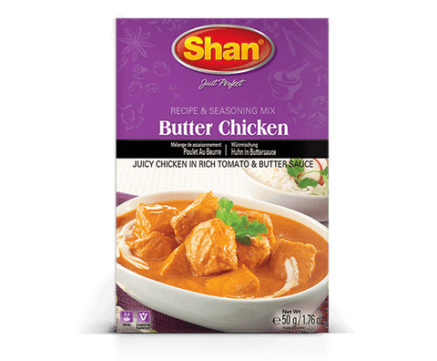 Shan Butter Chicken (50g)