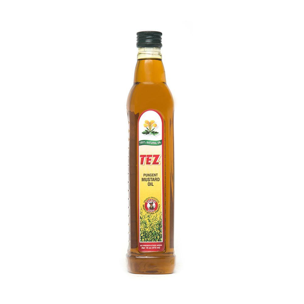 Tez Mustard Oil (473Ml) 8