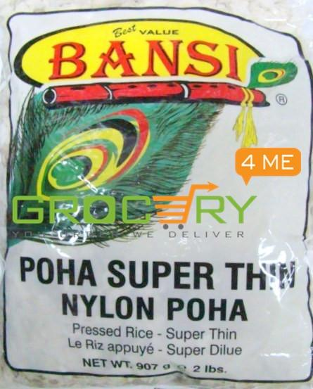 Poha Super Thin (Bansi)