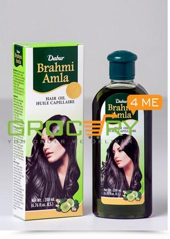 Dabur Brahmi Amla Hair Oil (Dabur) 200ml