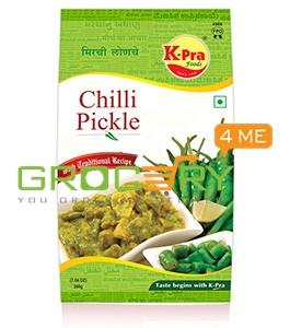 Chili Pickle (K-pra) 200g