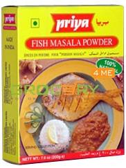 Fish Masala Powder (Priya)