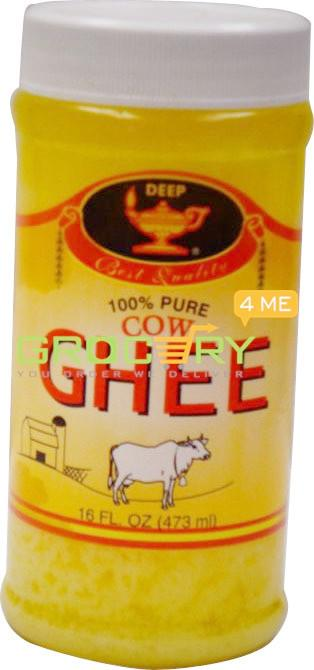 Deep Pure Cow Ghee(Deep) 450g