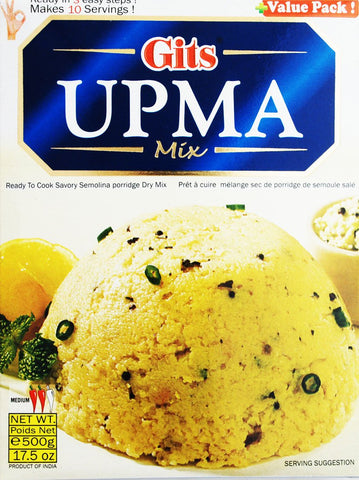 Upma Mix (Gits) 500gm