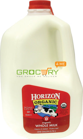 Horizon Organic Milk Vitamin D - 1G