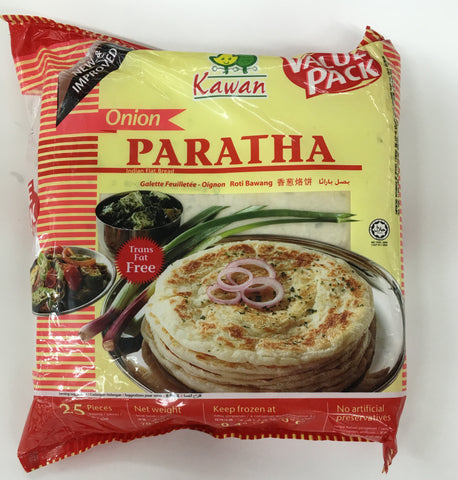 Kawan Onion Paratha (25 Pieces)