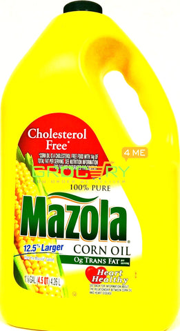 Corn Oil (Mazola) 4.26l