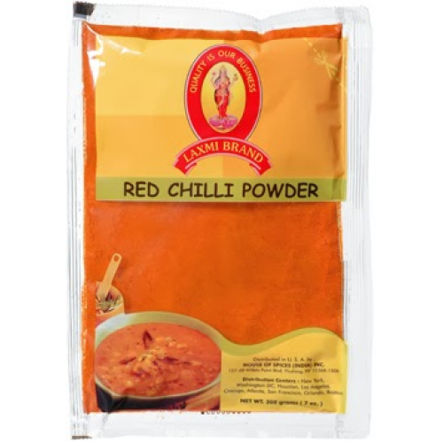 Laxmi red chilly powder 400 gm