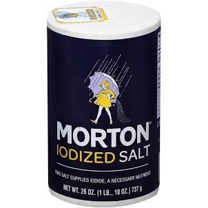 Morton Iodized Salt 7 Spices