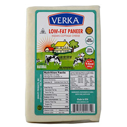 Verka Low-Fat Paneer 14oz