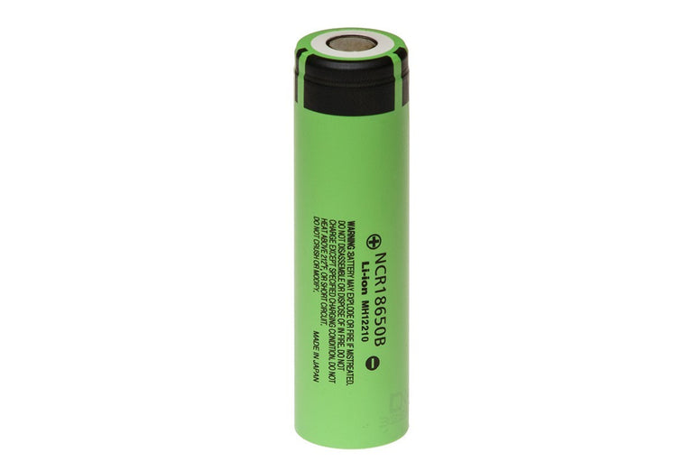 18650B Rechargeable battery - PURI5