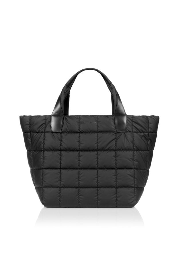 Porter Medium Tote — Black