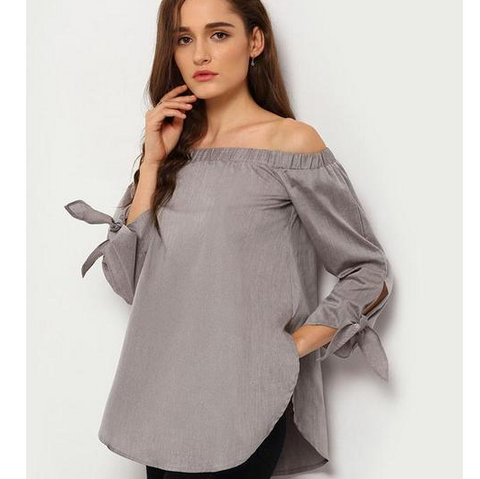 Sweet Long-Sleeved Shirt