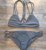 Sexy two-piece bikini swimsuit