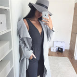 Fashion long-sleeved jacket