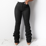 Women'S Design Denim Jeans