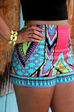 FASHION DESIGN PRINTING SHORTS