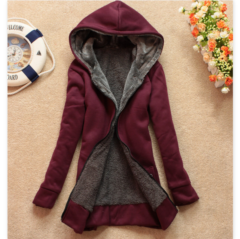 Casual Loose Stitching Hooded Sweater