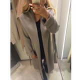 Design long-sleeved jacket