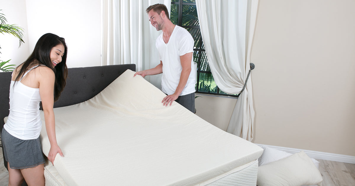 Should I Buy a Latex Mattress Topper? | Latex For Less