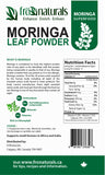 Superfood Moringa Leaf Powder   100% Pure - Gluten Free