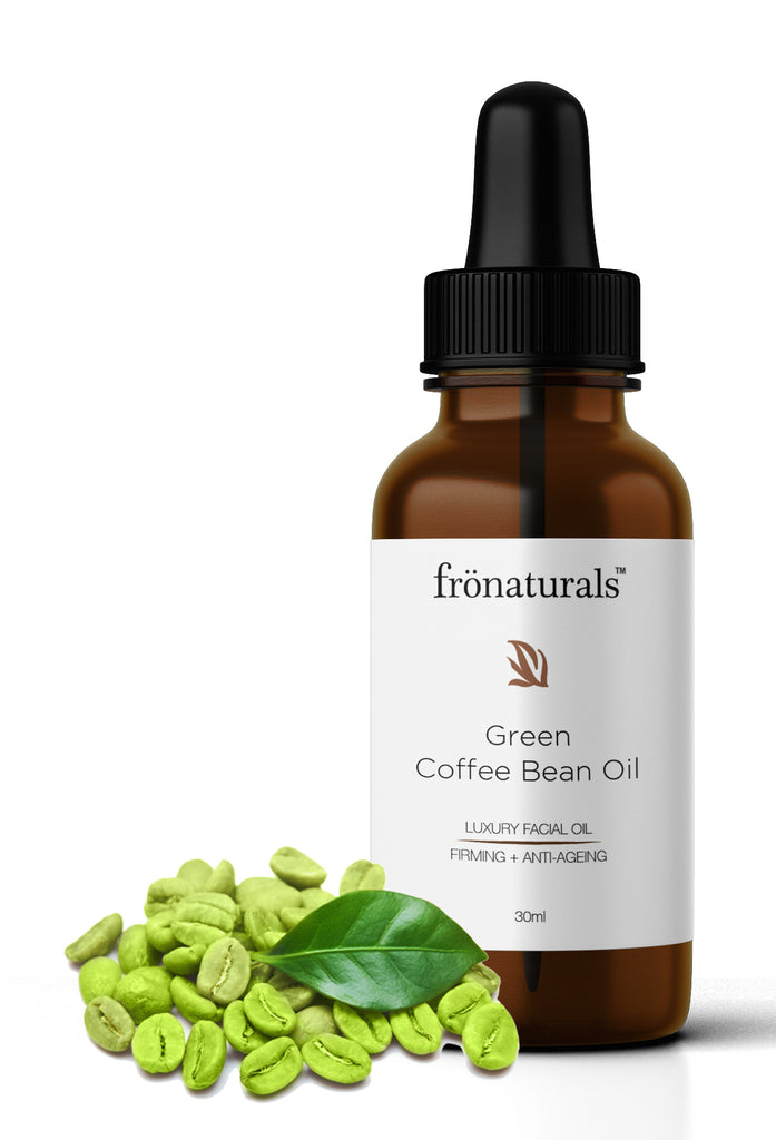 Green Coffee  Oil -Cold Pressed - 100% Pure (30ML)
