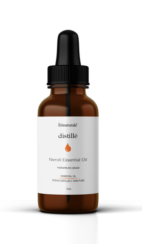 Neroli Oil - 100% Pure  Bitter Orange Flower  Essential Oil - (15ML)