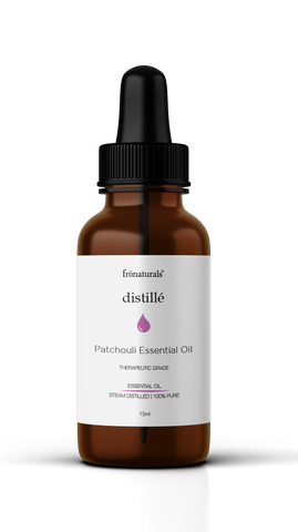 Patchouli Oil - 100% Pure  Essential Oil - (15ML)