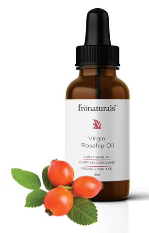 Organic Cold Pressed Rosehip Seed Oil (30ML)