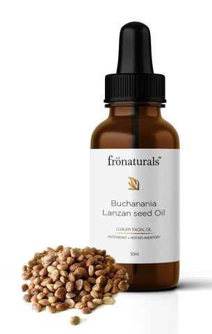 Buchania Lanzan Seed (Chironji)  Oil -Cold Pressed - 100% Pure (30ML)