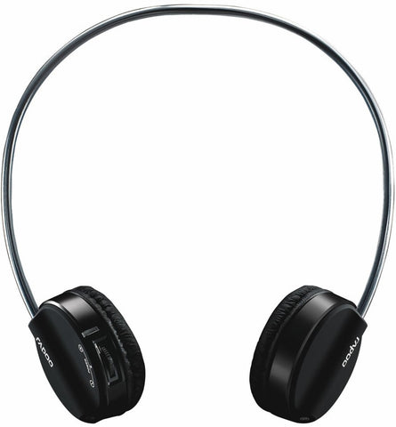 Rapoo Bluetooth Stereo Headset H6020 (Black) - TKM Deals