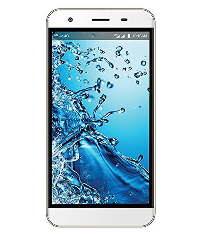 LYF Water 11 4G LTE Smartphone (Gold)