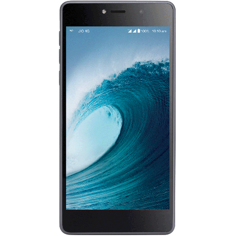LYF Water 1 (2GB RAM, 16GB, Black) - TKM Deals